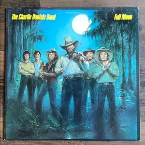 The Charlie Daniels Band vinyl record